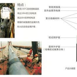 LLHT超长距离电阻式加热电缆